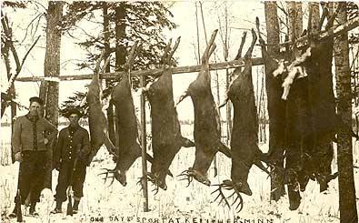 Wisconsin-Gun-Deer-Hunting-History