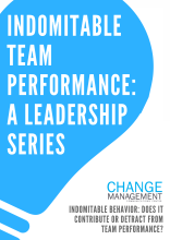 IndomitableTeam PerformanceA Leadership Series (1)